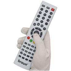 Пульт ориг. Braun / Trony / Hyundai / Mieler LCD TV, изображение 2