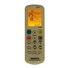 Пульт для кондиционера Huayu K-6200, изображение 3