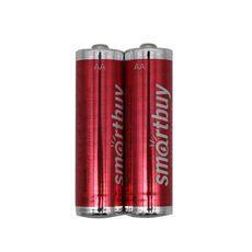 Smartbuy AA, комплект пальчиковых батареек для пультов (2шт.)