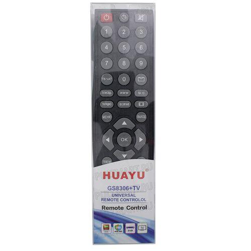 Универсальный пульт Huayu для Триколор GS8306 +TV